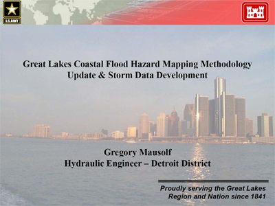 USACE Presentation from NYSFSMA 2011