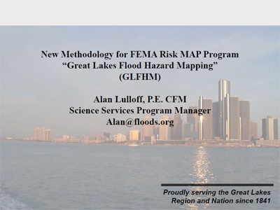GLCFS Presentation at Ohio 2011